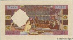 Billet De 1000 Francs Utilisé Pour Le 10 Dinars 1964 ALGÉRIE  1964 P.-- SPL
