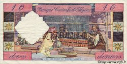 10 Dinars ALGÉRIE  1964 P.052 TTB+