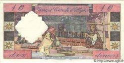 10 Dinars ALGÉRIE  1964 P.052 SUP+