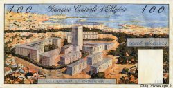 100 Dinars ALGÉRIE  1964 P.125a TTB+