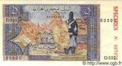 5 Dinars ALGÉRIE  1970 P.055s NEUF