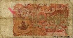 10 Dinars ALGÉRIE  1970 P.056 B+
