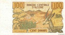 100 Dinars ALGÉRIE  1970 P.128a SUP+