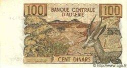 100 Dinars ALGÉRIE  1970 P.128a SPL+