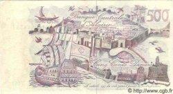 500 Dinars ALGÉRIE  1970 P.129 SPL