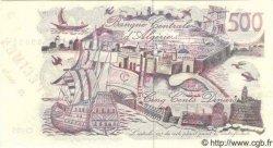 500 Dinars ALGÉRIE  1970 P.058s NEUF