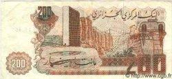200 Dinars ALGÉRIE  1983 P.065 TTB