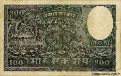 100 Mohru NÉPAL  1951 P.07 TTB