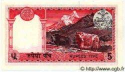 5 Rupees NÉPAL  1974 P.23