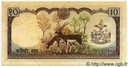 10 Rupees NÉPAL  1974 P.24 TTB+