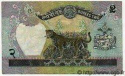 2 Rupees NÉPAL  1981 P.29a TTB