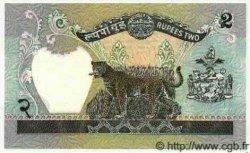 2 Rupees NÉPAL  1981 P.29c