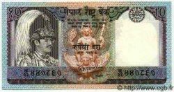 10 Rupees NÉPAL  1985 P.31 NEUF