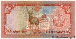 20 Rupees NÉPAL  1988 P.32A NEUF