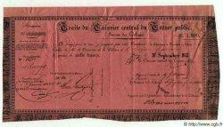 1000 Francs GUYANE  1842 P.- TTB
