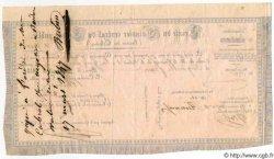 5000 Francs GUYANE  1846 P.- SUP