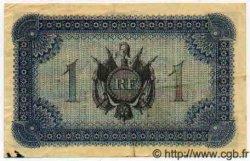 1 Franc GUYANE  1921 P.05 TTB+