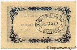 2 Francs GUYANE  1941 P.11Cb SPL