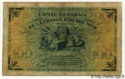 100 Francs GUYANE  1944 P.17 TB à TTB