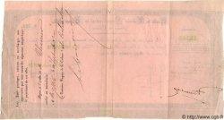 500 Francs INDOCHINE FRANÇAISE  1871 P.-- TTB+