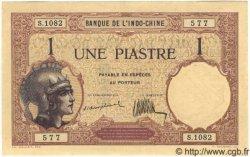 1 Piastre INDOCHINE FRANÇAISE  1926 P.048a SPL+
