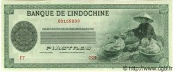(50 Piastres) INDOCHINE FRANÇAISE  1945 P.077s SPL