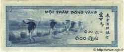 100 Piastres INDOCHINE FRANÇAISE  1945 P.078 TTB
