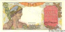 100 Piastres INDOCHINE FRANÇAISE  1949 P.082as pr.NEUF