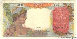 100 Piastres INDOCHINE FRANÇAISE  1954 P.082b TTB+ à SUP