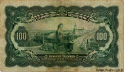 100 Francs LUXEMBOURG  1934 P.39 pr.TB