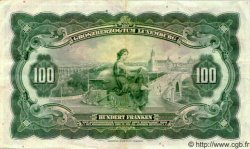 100 Francs LUXEMBOURG  1934 P.39 TTB