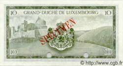 10 Francs LUXEMBOURG  1954 P.48s