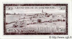 50 Francs LUXEMBOURG  1961 P.51 NEUF
