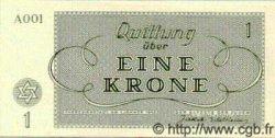 1 Krone ISRAËL  1943 P.-- NEUF