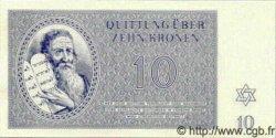 10 Kronen ISRAËL  1943 P.-- NEUF