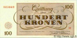 100 Kronen ISRAËL  1943 P.-- NEUF
