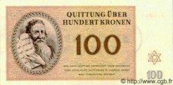 100 Kronen ISRAËL Terezin 1943 WWII. NEUF