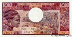 500 Francs CONGO  1974 P.02a NEUF
