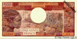 500 Francs CONGO  1974 P.02as NEUF