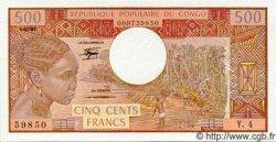 500 Francs CONGO  1983 P.02b NEUF