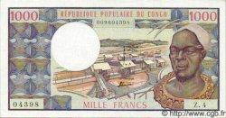 1000 Francs CONGO  1978 P.03c NEUF
