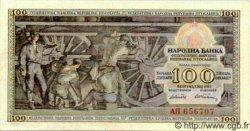 100 Dinara YOUGOSLAVIE  1953 P.068 pr.NEUF