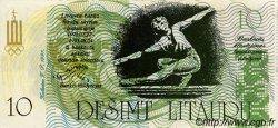 10 Dinara YOUGOSLAVIE  1968 P.082c NEUF