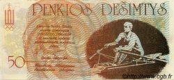 50 Dinara YOUGOSLAVIE  1968 P.083a TTB