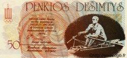 50 Dinara YOUGOSLAVIE  1968 P.083c pr.NEUF