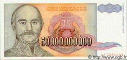 50 000 000 000 Dinara YOUGOSLAVIE  1993 P.136 NEUF