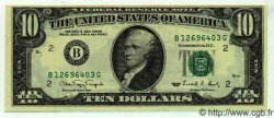 10 Dollars ÉTATS-UNIS D