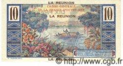10 Francs Colbert ÎLE DE LA RÉUNION  1946 P.42 SUP+