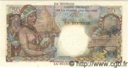 10 Francs Colbert ÎLE DE LA RÉUNION  1946 P.42s SUP