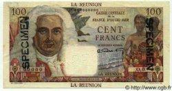 100 Francs La Bourdonnais ÎLE DE LA RÉUNION  1946 P.45s SUP+